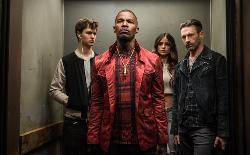 BEHIND BABY DRIVER'S MASTERFULLY MUSICAL SOUND DESIGN:                           by Asbjoern Andersen
